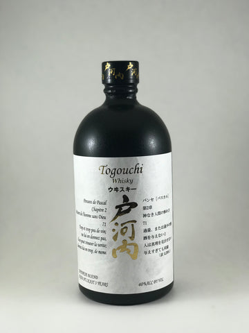 Togouchi japanese whisky
