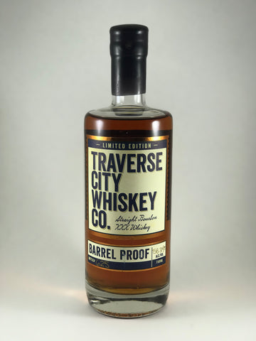 Traverse city whiskey barrel proof