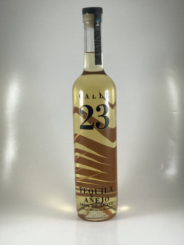 Calle 23 Anejo Tequila