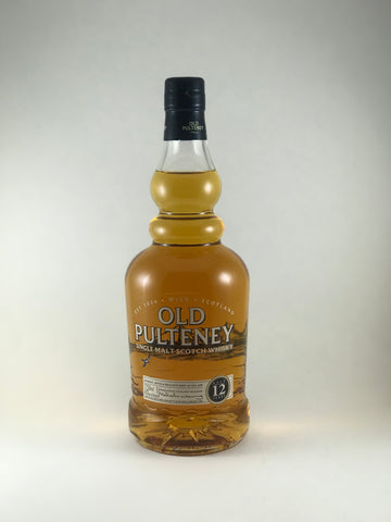 Old Pulteney single malt 12 years aged