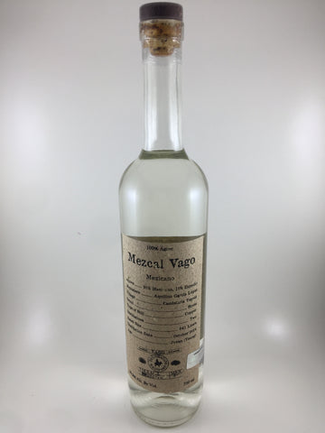 Mezcal Vago Mexicano (750ml)
