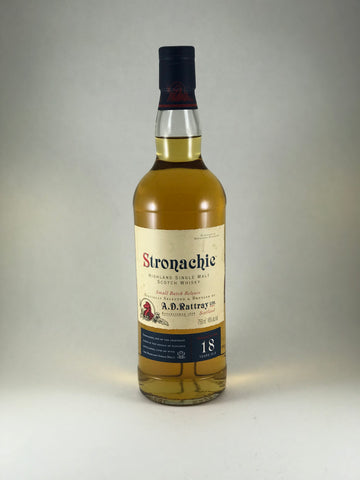 Stronachie 18years highlands single malt