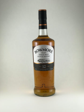 BOWMORE islay Single malt aged 12 years