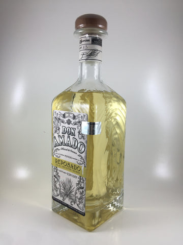 Don Amado mezcal Reposado (750ml)