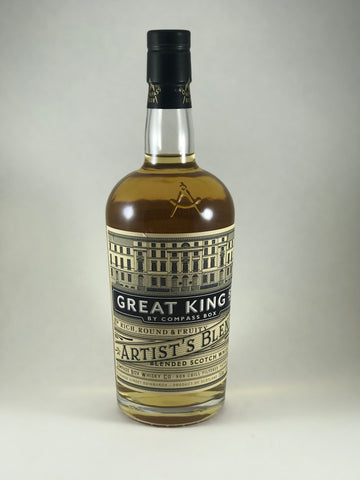 Great King st by compass box