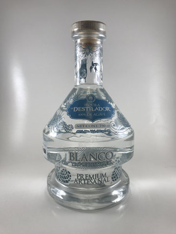 El destilador Tequila Blanco (750ml)