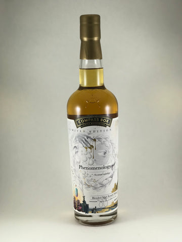 Compass box limited edition (phenomenon)