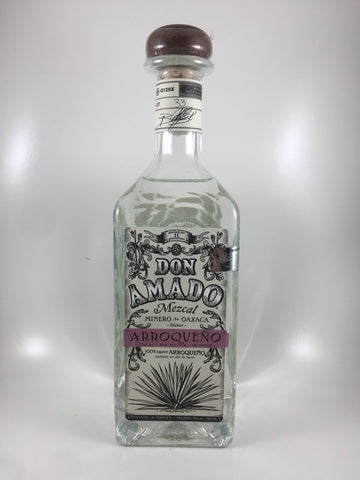 Don Amado mezcal Arroqueno (750ml)
