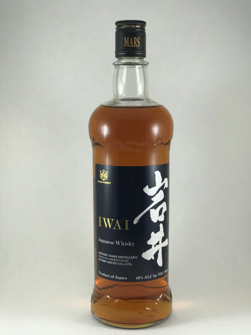 IWAI Japanese whisky