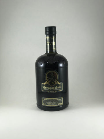 Bunnahabhain 18 years single malt