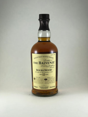 The balvenie 12 years Double wood