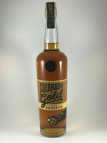 Colorado gold bourbon