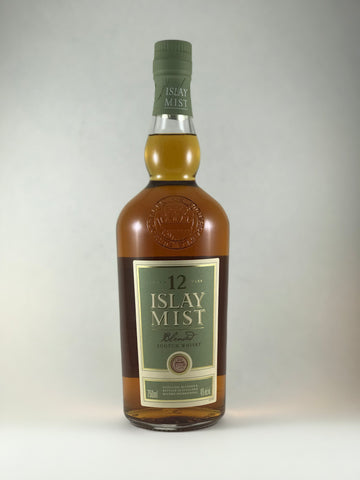 ISLAY MIST blended scotch whiskey aged 12 years