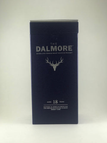 The Dalmore highland single malt 18years