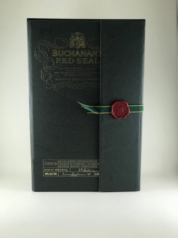 Buchanan's Red Seal blended scotch