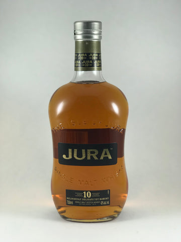 JURA single malt 10years