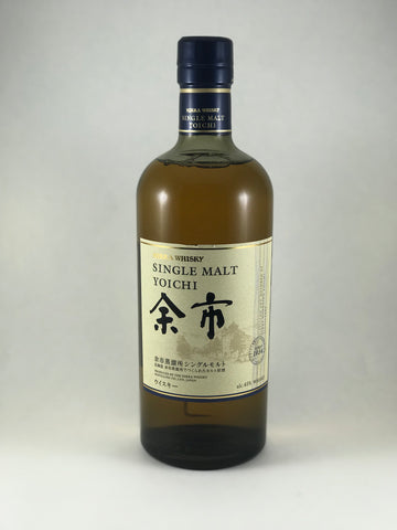 YOICHI single malt Japanese whisky