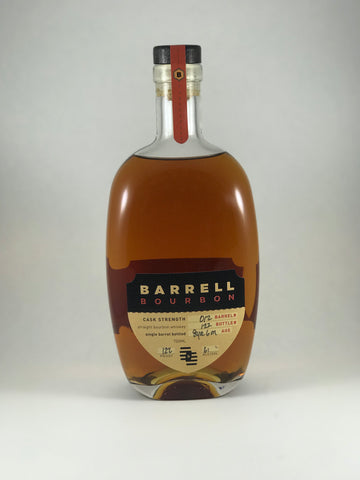 BARRELL bourbon 122 proof