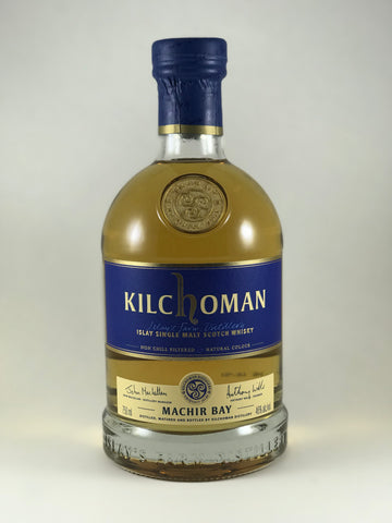 Kilchoman islay single malt whiskey machir Bay