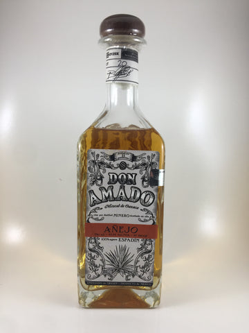 Don Amado mezcal Anejo (750ml)