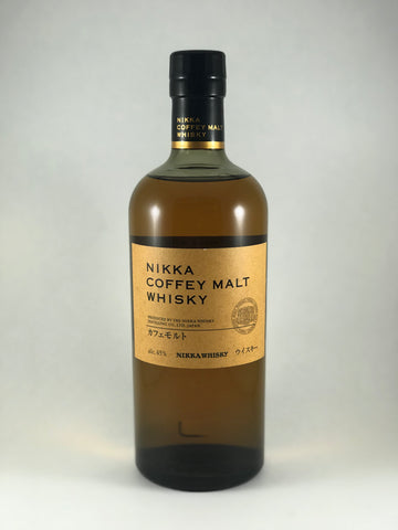Nikka Coffey malt whisky(Japanese )