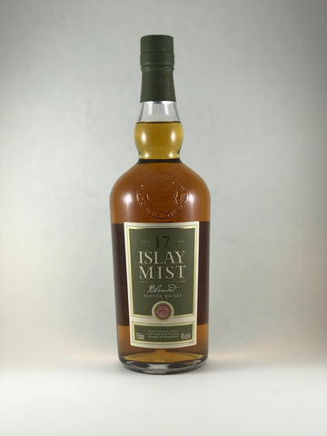ISLAY MIST blended scotch aged 17 years