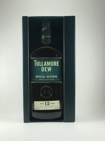 Tullamore Dew special Reserve Aged 12 years