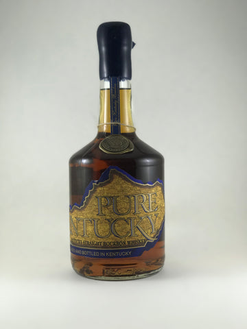 Pure Kentucky bourbon