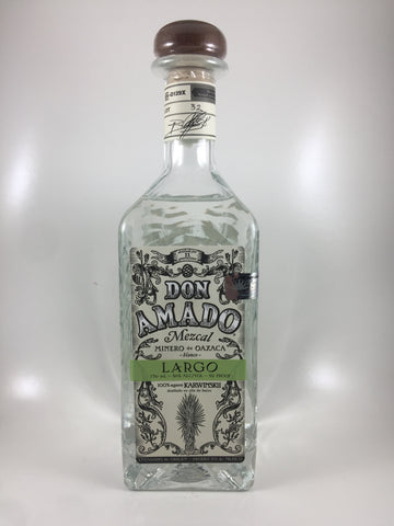 Don Amado mezcal Largo (750ml)