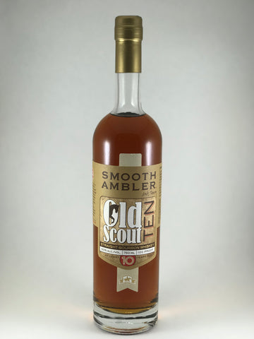 Smooth Ambler 10years bourbon