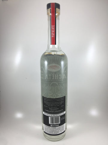Machetazo papalote mezcal (750ml)