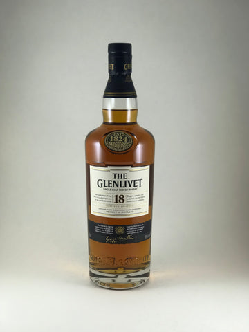 The Glenlivet 18years