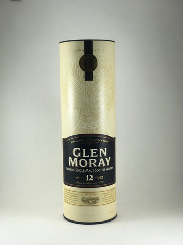 Glen Moray spryside single malt 12 years