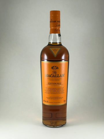 The MACALLAN edition No2