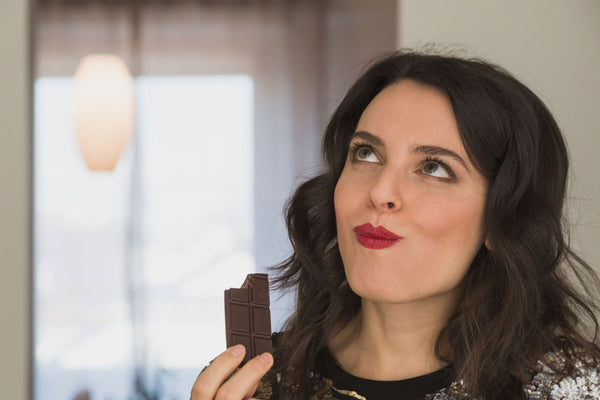 How To Taste Chocolate Correctly