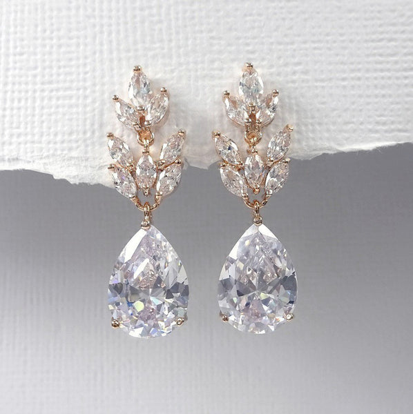 Cubic Zirconia Crystal Jewelry