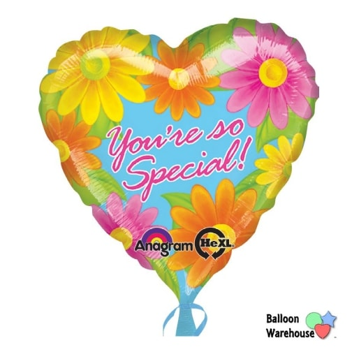 "18"" YOU'RE SO SPECIAL FOIL BALLOON (259)"