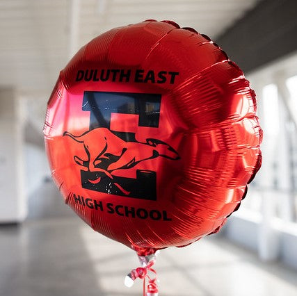 "18"" DULUTH EAST PRINTED FOIL BALLOON (405)"