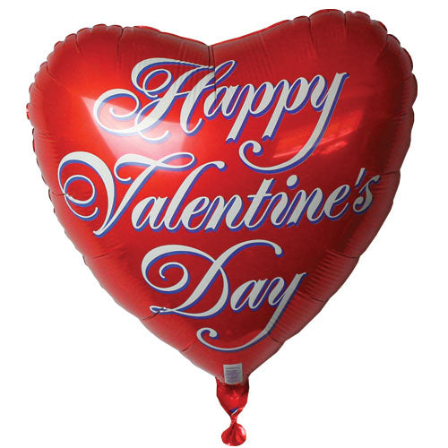 "18"" VALENTINES DAY FOIL BALLOON"