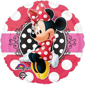 "18"" MINNIE MOUSE PORTRAIT FOIL BALLOON (601)"