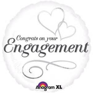 "18"" TWO HEARTS ENGAGEMENT FOIL BALLOON (269)"