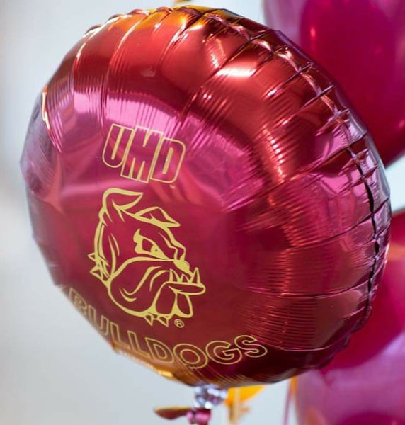 "18"" UMD SCHOOL LOGO PRINTED FOIL BALLOON (407)"