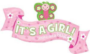 "40"" WELCOME LITTLE ONE GIRL FOIL BALLOON (234)"