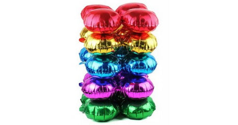 SOLID COLOR MAGICARCH FOIL BALLOONS