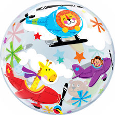 "22"" FLYING ANIMALS BUBBLE BALLOON (296)"