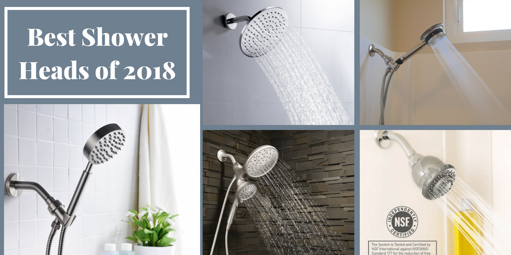 Best Shower Heads of 2018: List of the Top Showerheads of the Year ...
