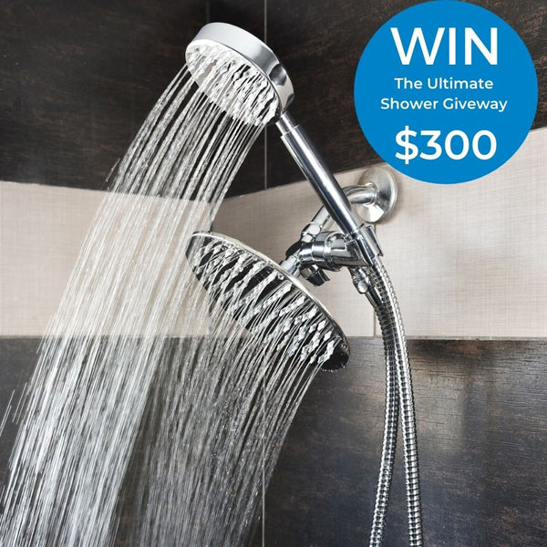 COMPETITION THE SHOWER HEAD STORE LEADER ALL METAL SHOWER HEADS