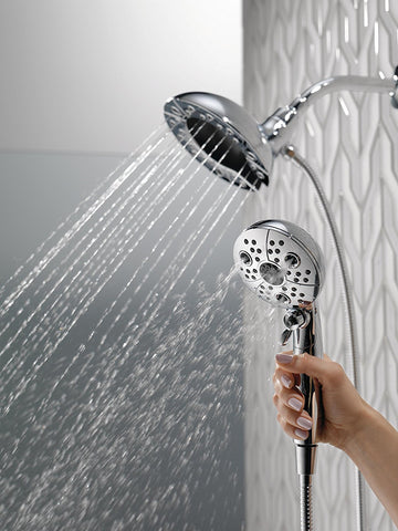 Best Delta In2ition Shower Head with Magnatite Docking