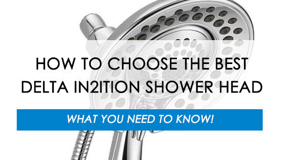 How To Choose The Best Delta In2ition 2 In 1 Shower Head Combo The