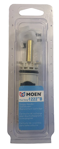 Moen 1222 and 1222B Posi Temp Shower Valve Replacement Cartridge